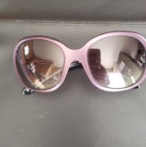 Prada Purple Sunglasses